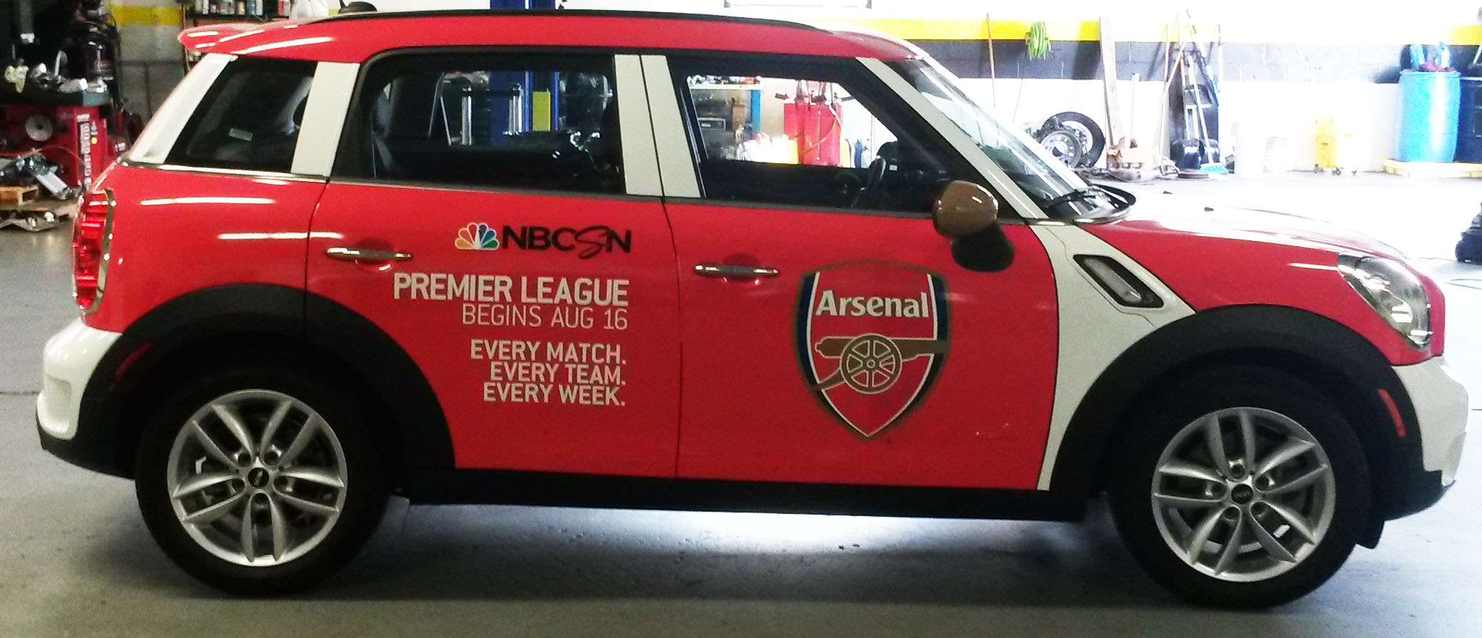 Barclays Premier League Wraps (8 of 14)